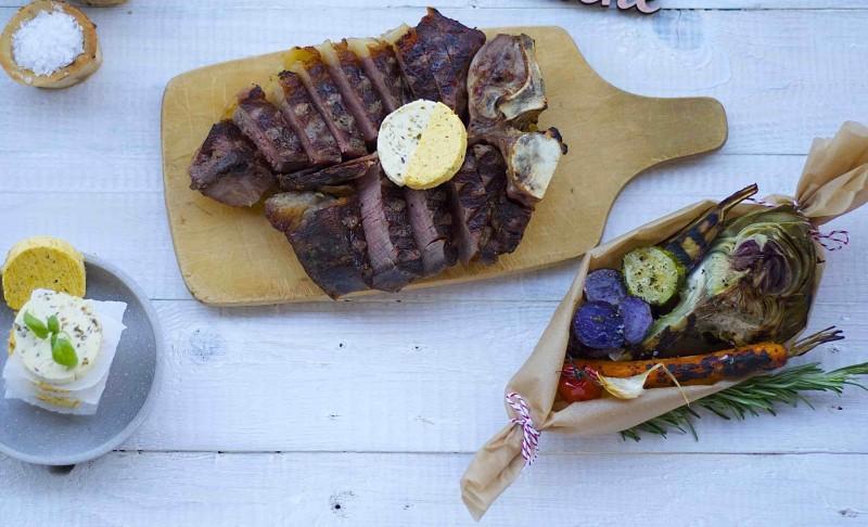 foodpairing steak