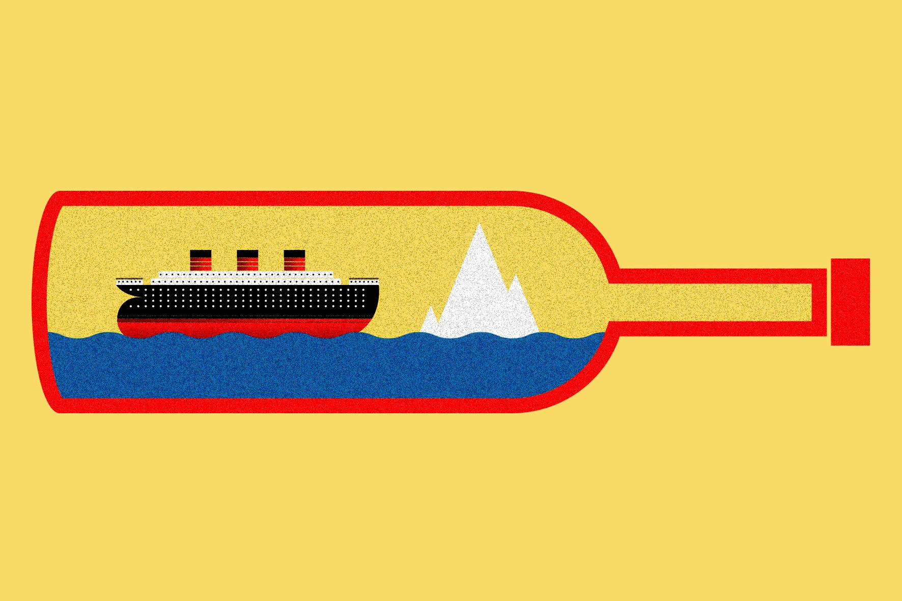 titanic samovino wein aus serbien