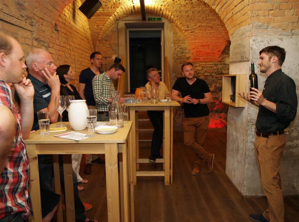 Weinverkostung Vorarlberg