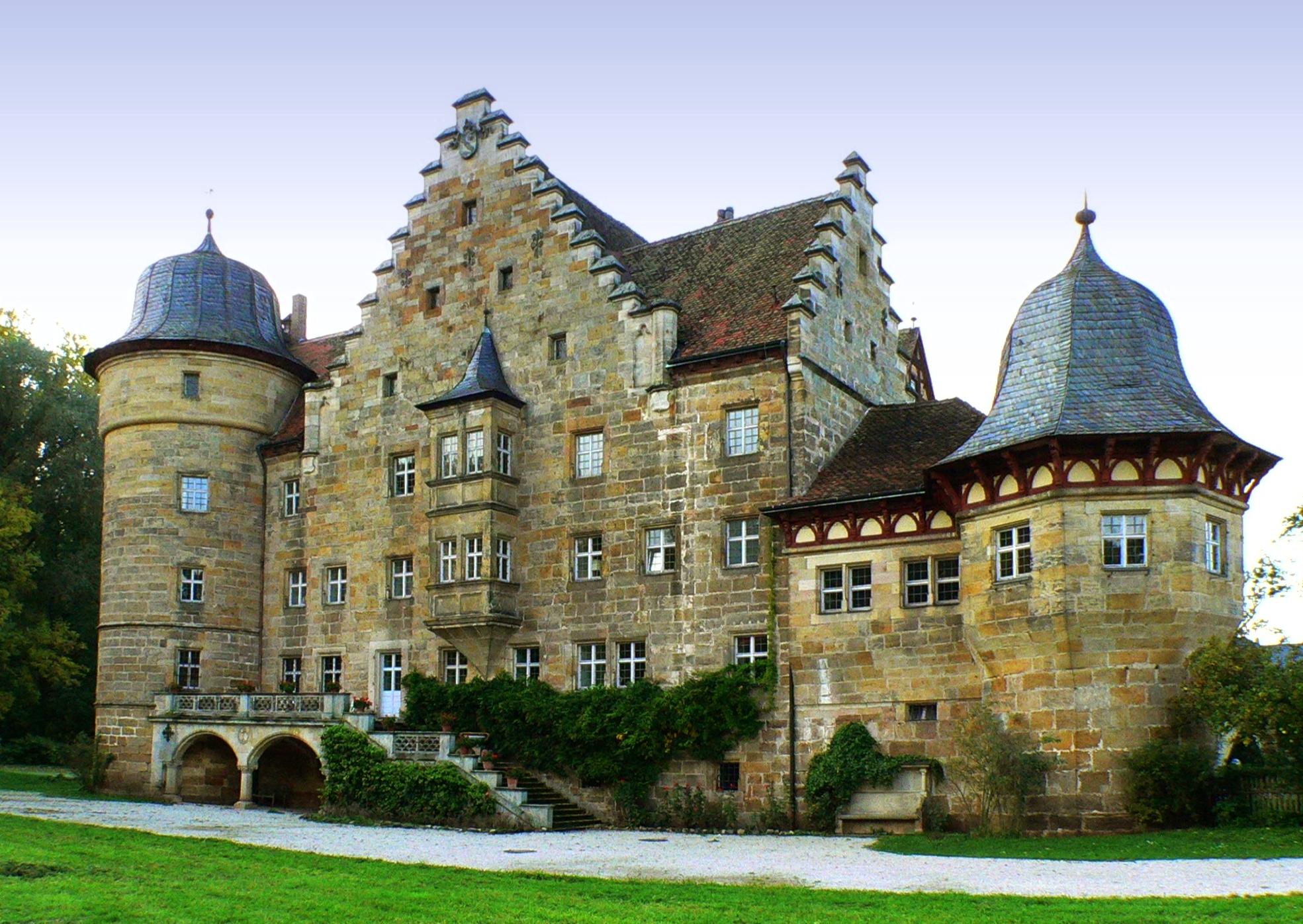 Gartenfest Schloss Eyrichshof Samovino Wein aus Serbien