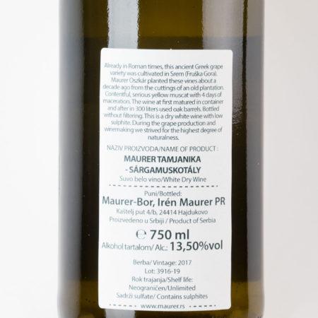 weingut_oszkar_maurer_muscat_tamjanika_muskateller__naturwein_serbien_online_kaufen